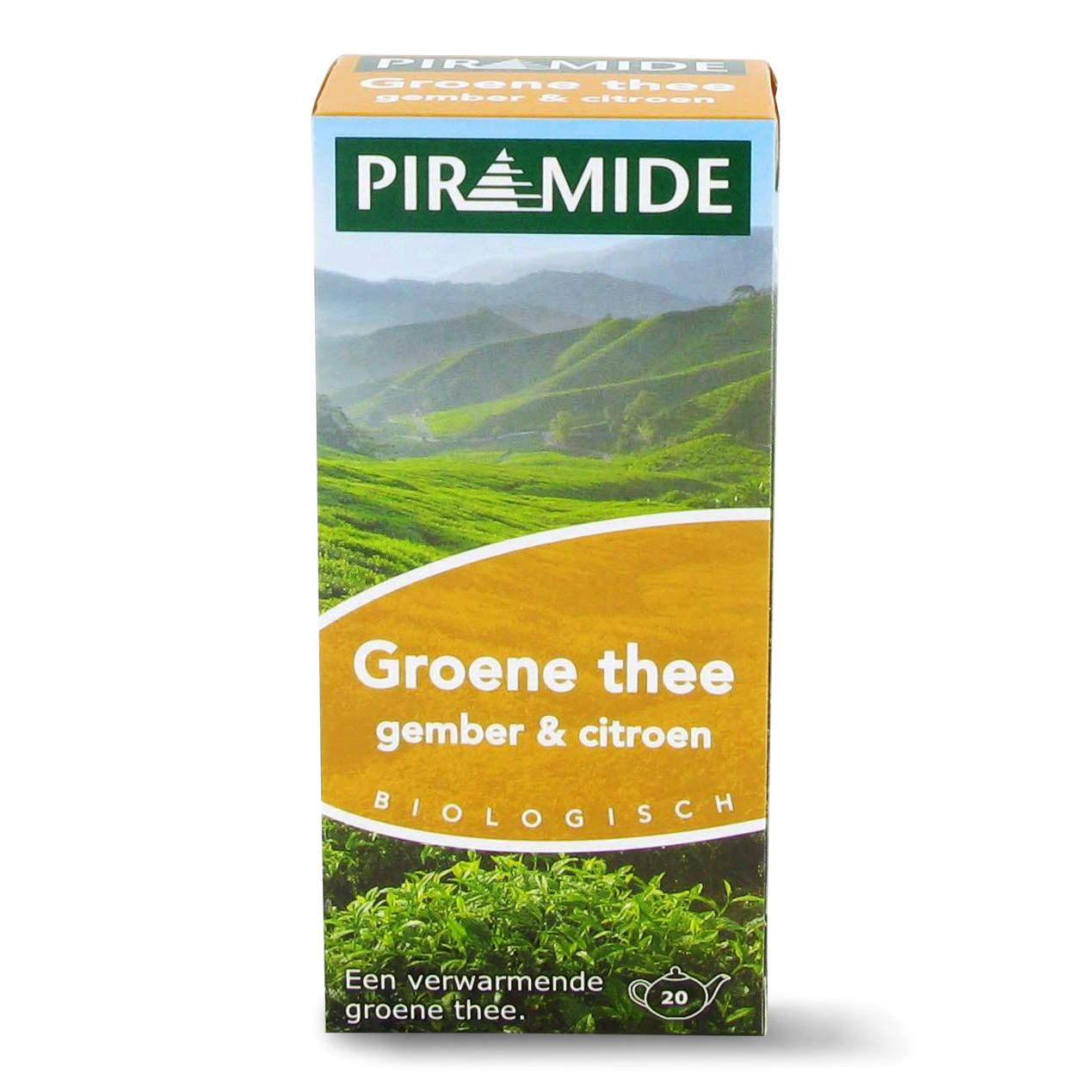 groene thee en hoge bloeddruk